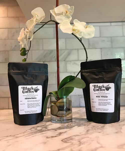 COFFEE SUBSCRIPTION - 2 BAGS (12OZ EACH)