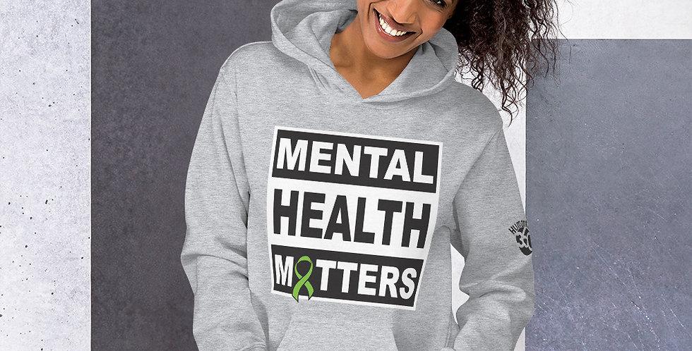 HUMANITY 360 - Mental Health Matters Hoodie (Grey)