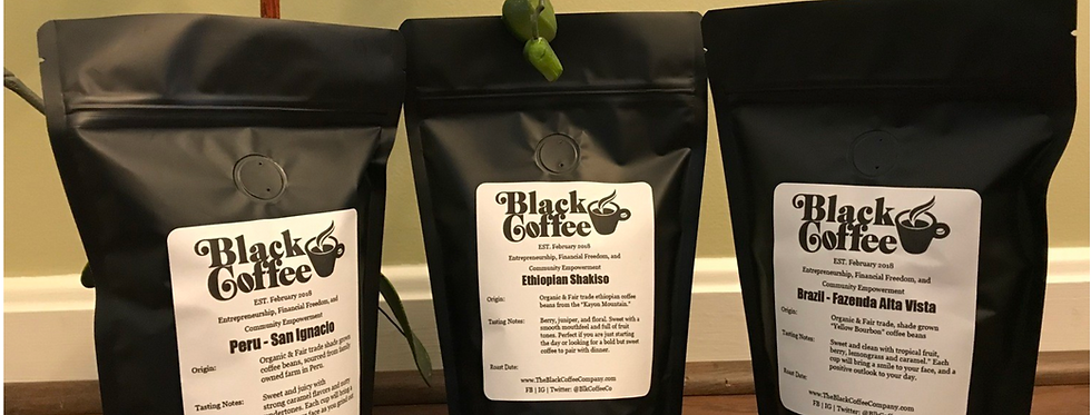 Trifecta Coffee Package (pick any 3)