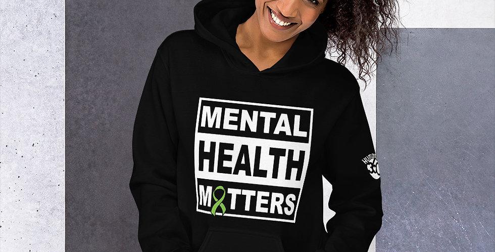 HUMANITY 360 - Mental Health Matters Hoodie (Black)