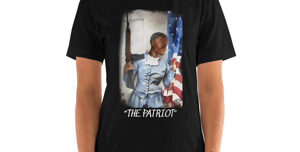 The Patriot Short-Sleeve Unisex T-Shirt