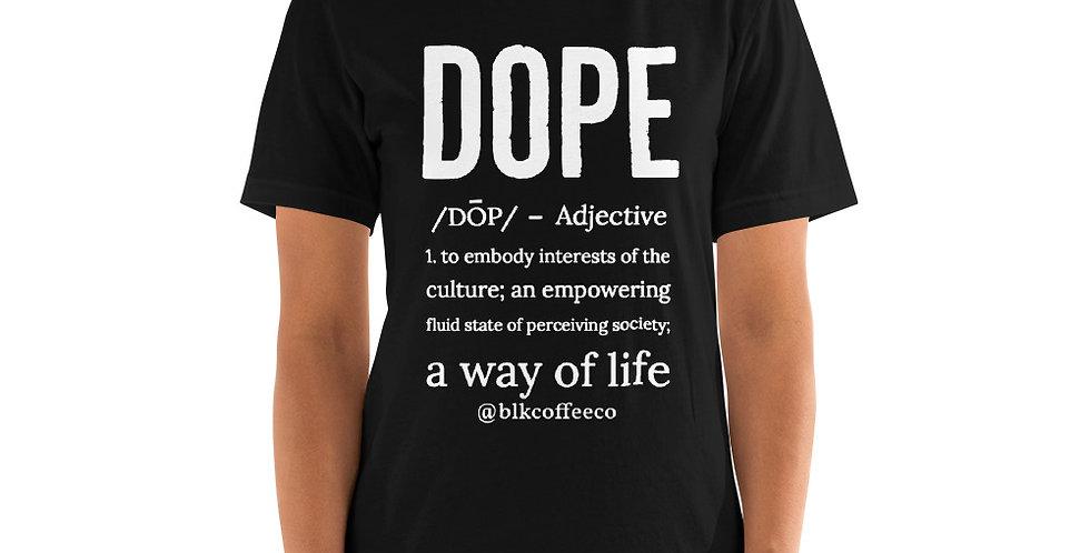 DOPE Short-Sleeve Unisex T-Shirt