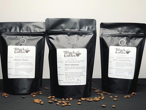 COFFEE SUBSCRIPTION - 3 BAGS (12OZ EACH)