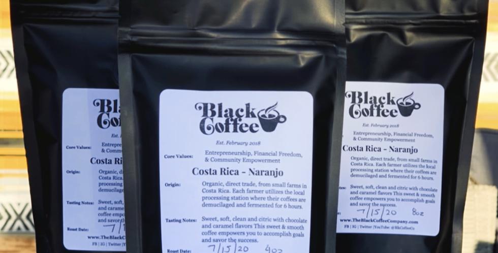 Costa Rica - Naranjo Coffee Beans