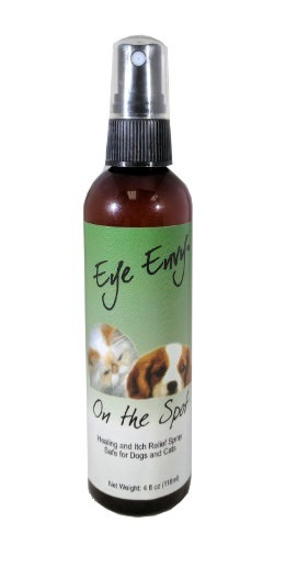 Eye Envy On the Spot Healing and Itch Relief Spray 118ml