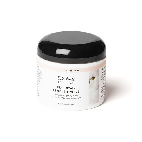 Tear Stain Remover Wipes for Cats