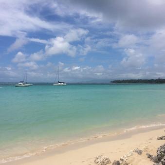 Mes plages préférées en Guadeloupe