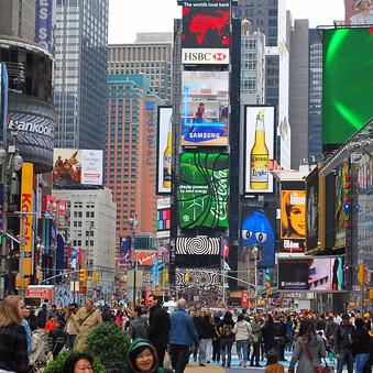 New York en image