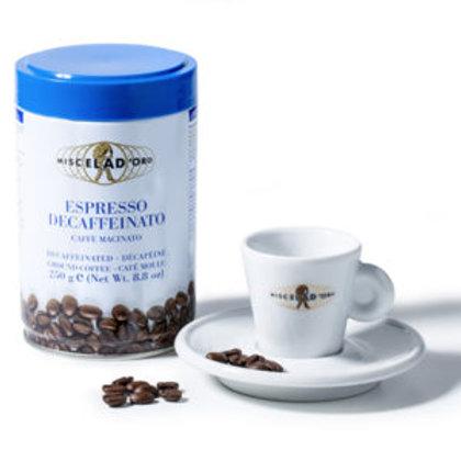 Espresso bez kofeinu