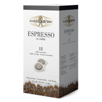 Espresso in cialda