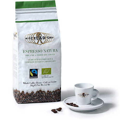 Espresso Natura – Bio & Fairtrade