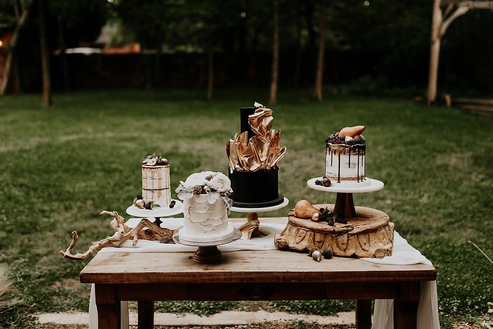 Coffee Wedding Cake Flavor
