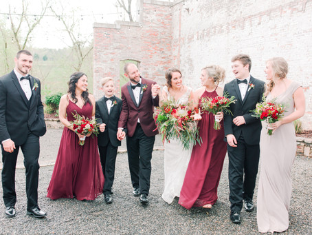 9 Songs For the Perfect Bridal Party Grand Entrance!