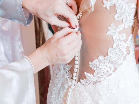 Who should join you in the Bridal Suite to get ready?