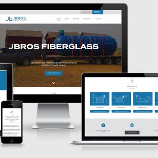 JBros Fiberglass Mockup