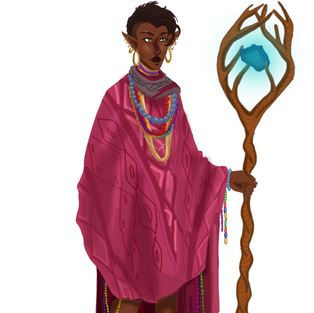 Kateri Character Concept
