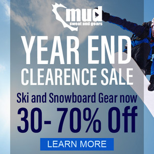 Mud Sweat and Tears Clearence Sale