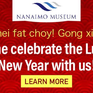 Nanaimo Museum Lunar New Year 2
