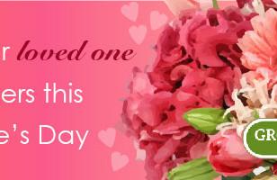 Grower District Valentine's Day Ad