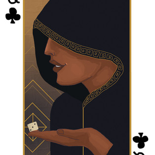 Arbitrio Goddess of Luck