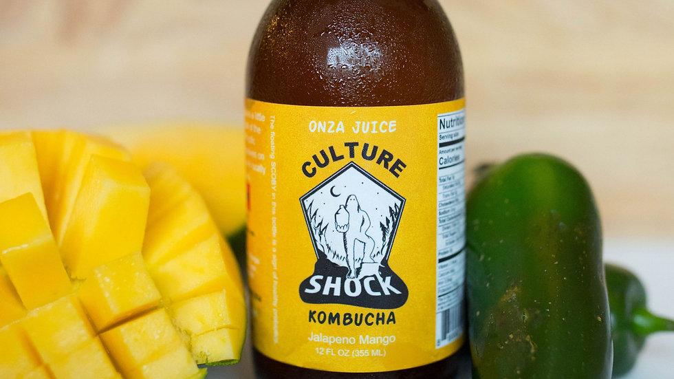 Onza Juice - Jalapeno Mango