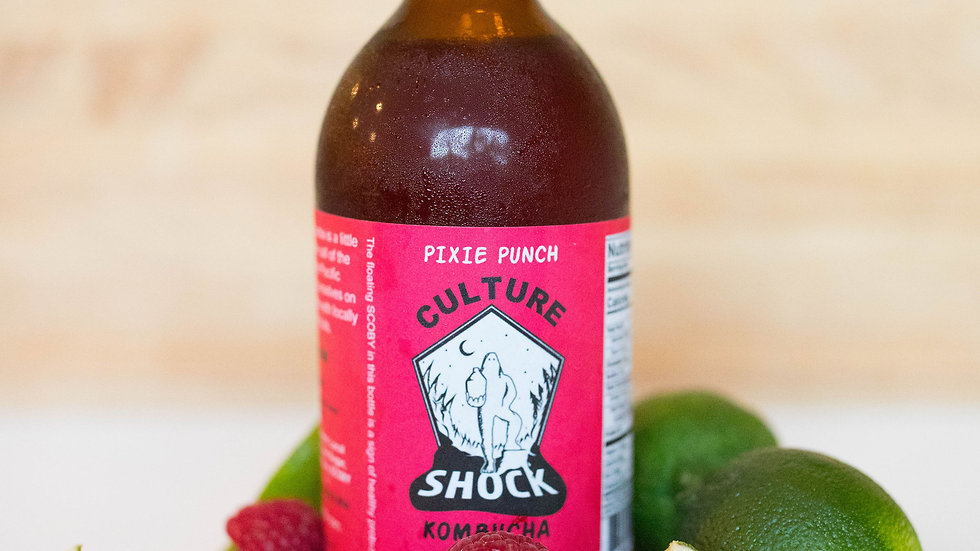 Pixie Punch - Raspberry Lime