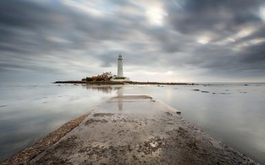 Lighthouse - St Mary's