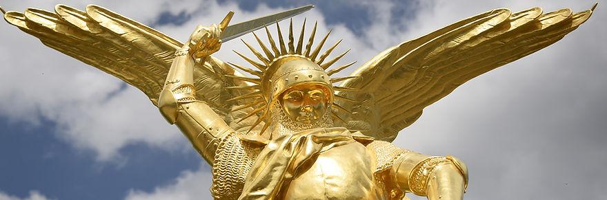 Monseigneur ALBÉRIC Exorciste Guérisseur - exorcisme guérison désenvoûtement prière archange