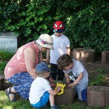 Hedgehog Nursery Outdoor Learning