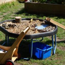 Hedgehog Nursery Outdoor Location