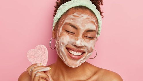 Girl, you need to triple cleanse your skin!