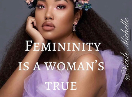 Girl, What Does Faith Have To Do With Femininity?