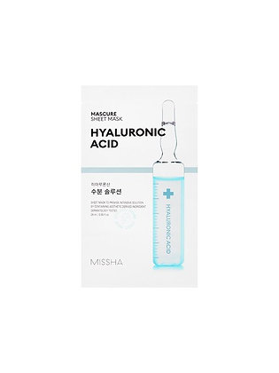 MISSHA Hyaluronic Acid Solution Sheet Mask