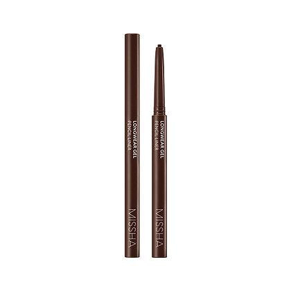 MISSHA Longwear Gel Pencil Liner (Brick Brown)