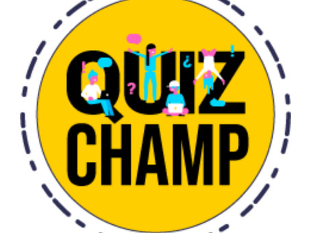 Quiz Champ: Participatory Quiz Events
