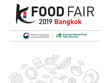 K-Food Fair 2019 Bangkok [B2B Event]