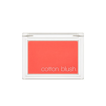 MISSHA Cotton Blusher (Red Flat)