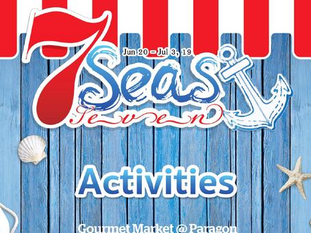 7 SEAS at Gourmet Market, Siam Paragon