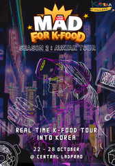 Mad for K-Food Season 2: Avatar Tour