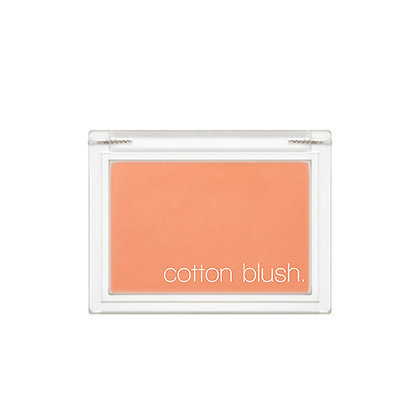 MISSHA Cotton Blusher (Carrot Butter Cream)