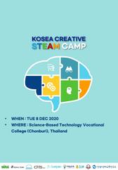 KOSEA Creative STEAM Camp
