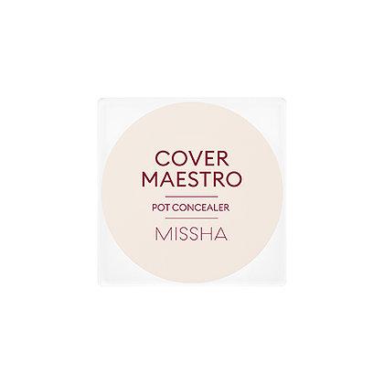 MISSHA Cover Maestro Pot Concealer (No.21/Piano)