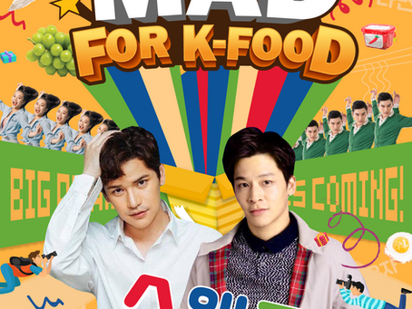 Mad for K-Food Season 1