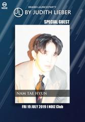 Nam Taehyun at Judith Leiber Brand Launch Party
