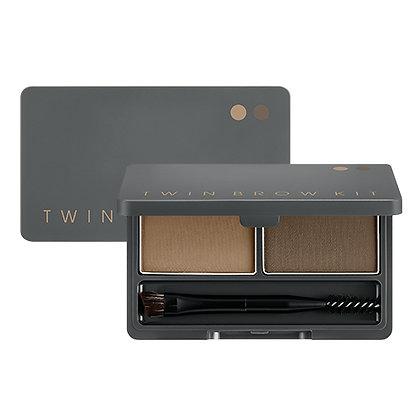 MISSHA Twin Brow Kit (No.1/Natural Brown)