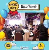 Quiz Champ: B2B Event + Snack Bag