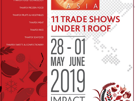 THAIFEX - World of Food Asia 2019