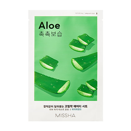 MISSHA Airy Fit Sheet Mask (Aloe)