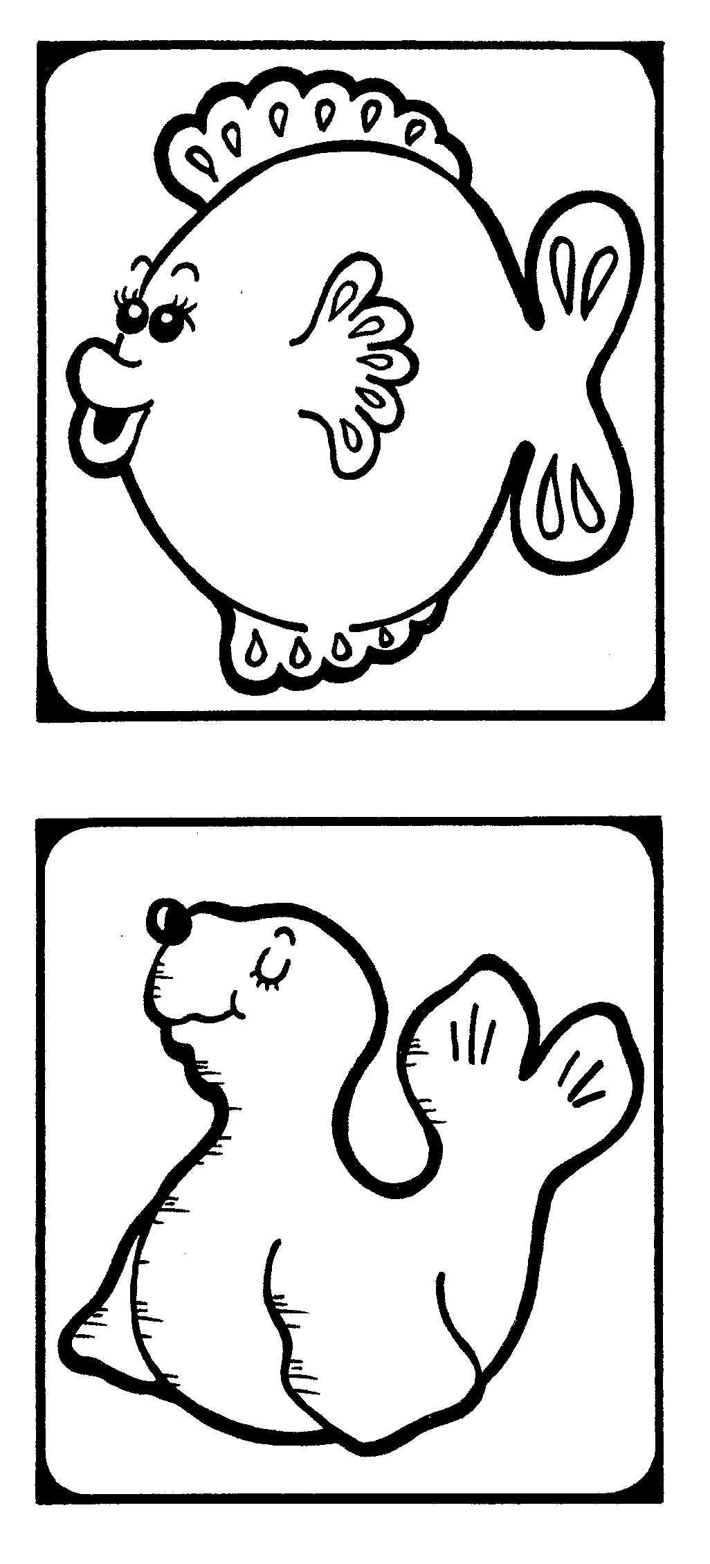 Water animals 2