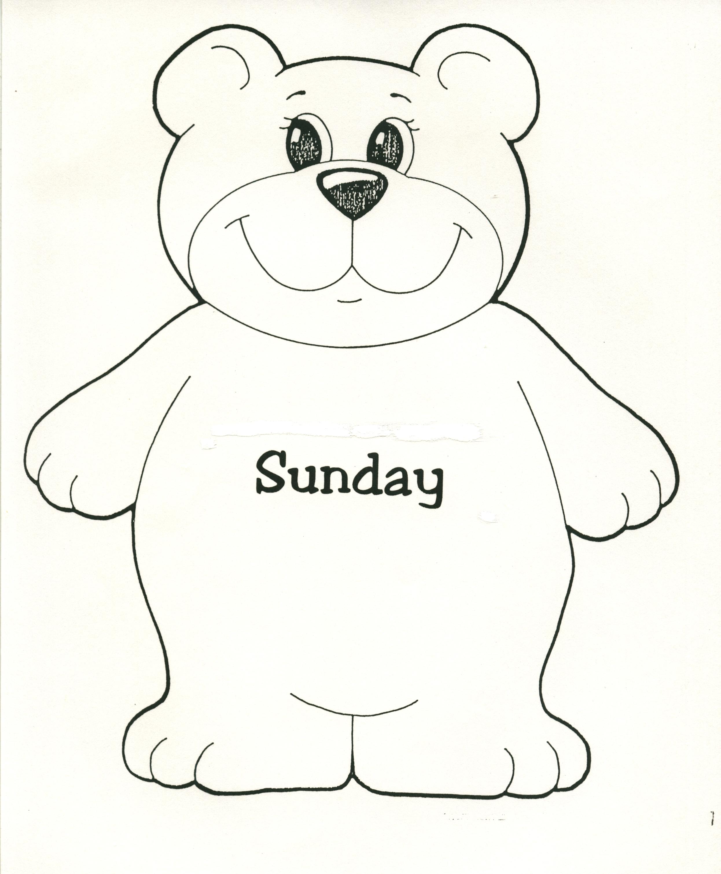 Bear--Sunday